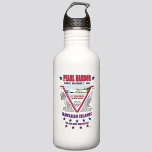 PEARL HARBOR DECEMBER  Stainless Water Bottle 1.0L