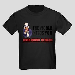 Uncle San Against Islam T-Shirt