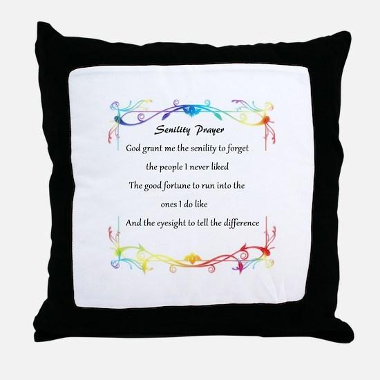 Cute Prayers Throw Pillow