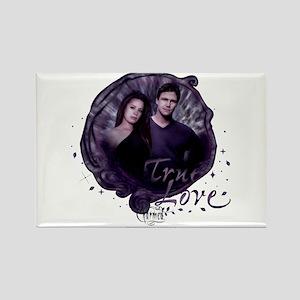 Charmed: True Love Rectangle Magnet