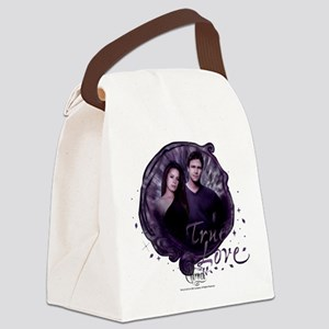 Charmed: True Love Canvas Lunch Bag