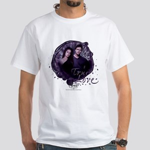 Charmed: True Love White T-Shirt