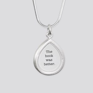 The book was better Necklaces