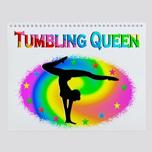 Tumbling Queen Wall Calendar