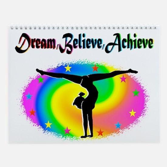 Gymnast Dream Wall Calendar