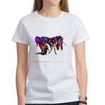 Rainbow Unicorn<br> Women's T-Shirt
