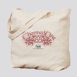 Charmed: The Power of Three Heart Tote Bag