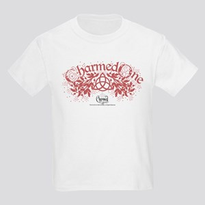 Charmed: The Power of Three Hea Kids Light T-Shirt