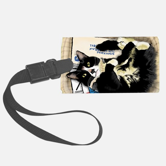 Cool Gators t Luggage Tag