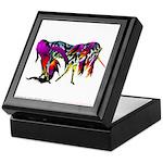 Rainbow Unicorn<br> Keepsake Box
