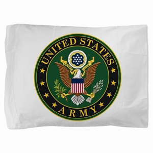 U.S. Army Symbol Pillow Sham