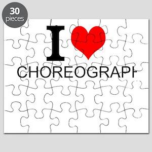 I Love Choreography Puzzle