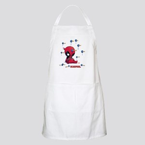 Deadpool Toy Darts Apron