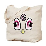 Bird Costume Tote Bag