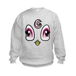 Bird Costume Kids Sweatshirt