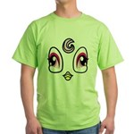 Bird Costume Green T-Shirt