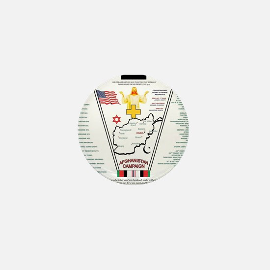 AFGHANISTAN WAR OPERATION ENDURING FRE Mini Button