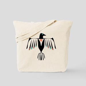 Native American Thunderbird Tote Bag