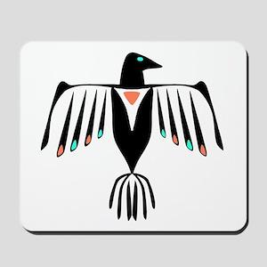 Native American Thunderbird Mousepad