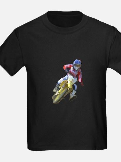 Motocross Driver T-Shirt