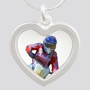 Motocross Driver Necklaces