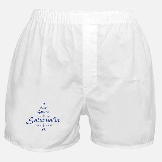 Saturnalia Boxer Shorts