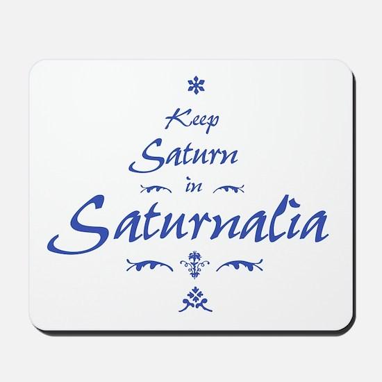 Saturnalia Mousepad