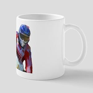 Motocross Driver Mugs
