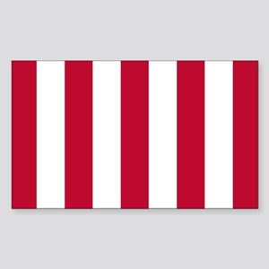 Sons Of Liberty Vertical Stripes Flag Sticker
