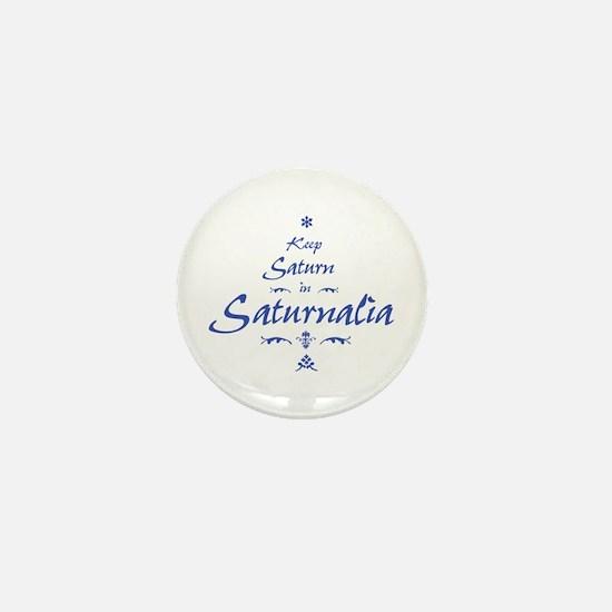 Saturnalia Mini Button