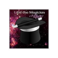 I AM the Magician Sticker