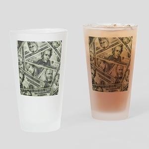 Money Drinking Glass