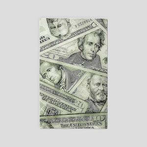Money Area Rug