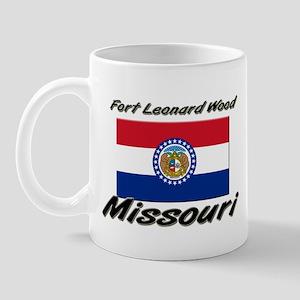Fort Leonard Wood Missouri Mug