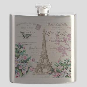 Paris VIIII Flask
