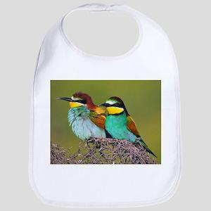 European Bee-eaters Bib