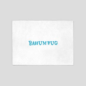 Bahumbug 5'x7'Area Rug