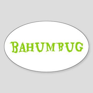 BAHUMBUG Sticker