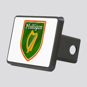 Mulligan Family Crest Hitch Cover