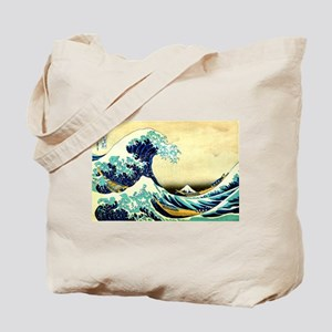 Great Wave off Kanagawa Tote Bag