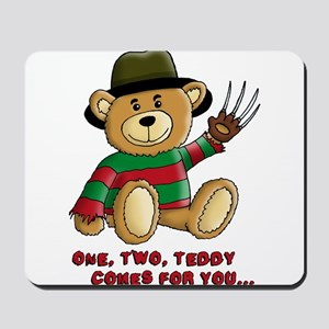 1, 2, teddy comes for you... are you ready for ted