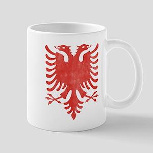Albanian Eagle Mugs