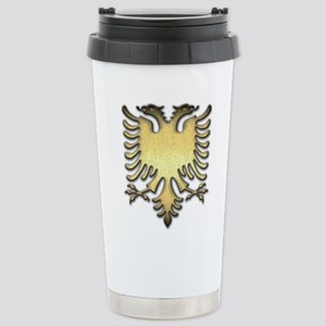 Gold Eagle Travel Mug