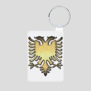 Gold Eagle Keychains