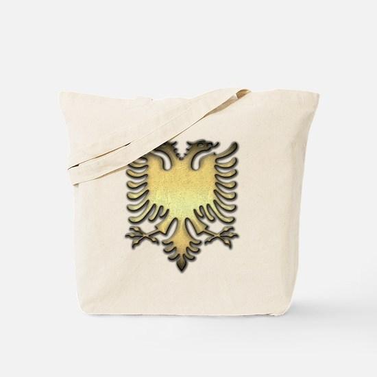 Gold Eagle Tote Bag
