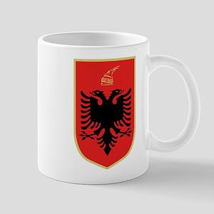 Albanian Coat of Arms Mugs