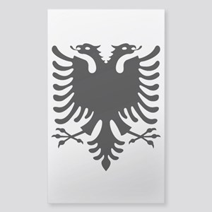 Albanian Eagle Sticker