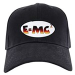E=MC2 Relativity Black Cap