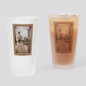 Bride-Antique-Haunting Drinking Glass