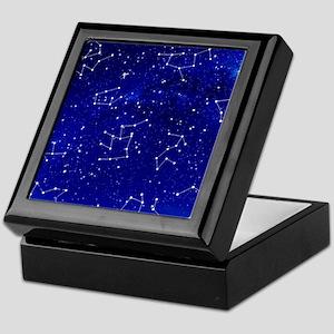 Nebula Keepsake Box